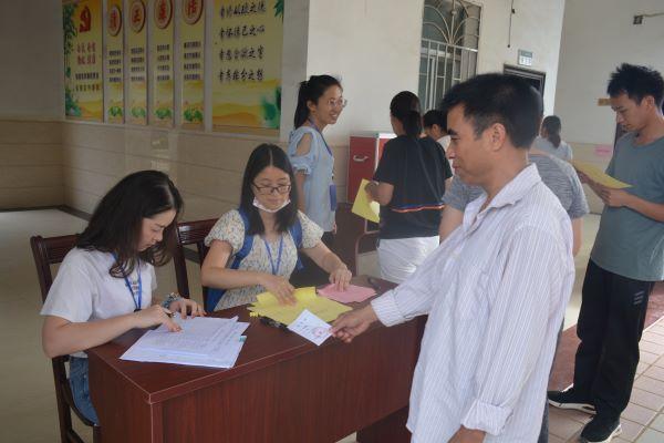 柳州种畜场圆满完成人大代表选举工作