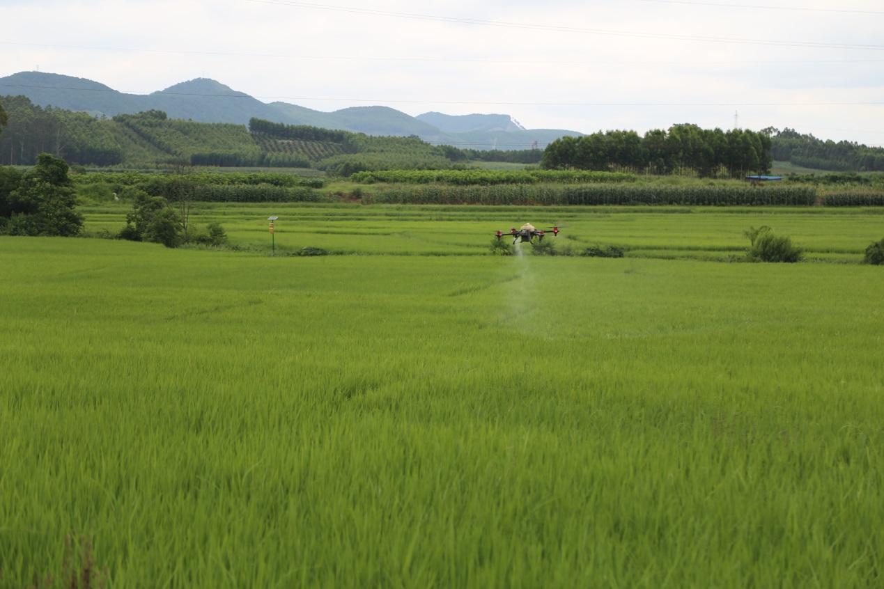 农业无人机
