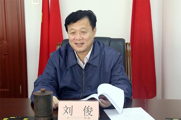 贺州市副市长率队到自治区农业农村厅座谈交流